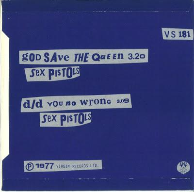 sexe a lille Sex Pistols God save the queen