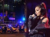 Ariana Grande promete show beneficio ciudad Manchester
