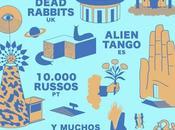 [Noticia] Todos detalles quinta edición Zaragoza Psych Fest