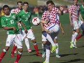 México Croacia partido amistoso