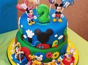 Tarta Mickey añitos Para Joan Serafí