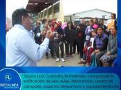 Tras temerosa fuga Chui Mejía Cañete: UNIDAD EJECUTORA LIMA RETOMA CONSTRUCCIÓN I.E. AUGUSTO LEGUÍA NUEVO IMPERIAL…
