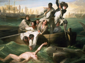 Watson tiburón (John Singleton Copley). Todo comenzó puerto Habana.