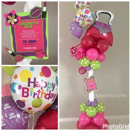 Decora con globos metalizados paperblog - Decora con globos ...