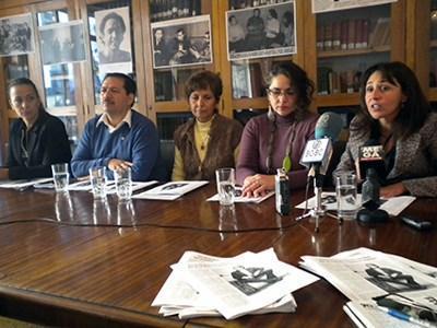 Incorporando a la memoria la historia del periodista revolucionario Agusto Carmona, el Pelao…