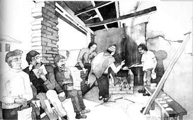 Memorias de  PRIGUE de Chacabuco. Épica de los Campos de Concentración.