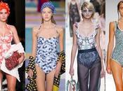 Bañadores moda para verano 2017. trajes baño temporada