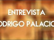 """Entrevista Rodrigo Palacios, autor """"Motivos para matar"""""""