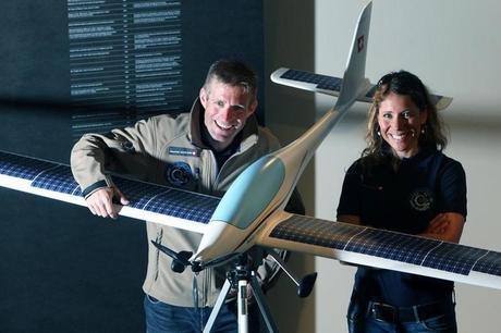 A la altura de las Estrellas: Conoce el primer avión solar que recorrerá el planeta