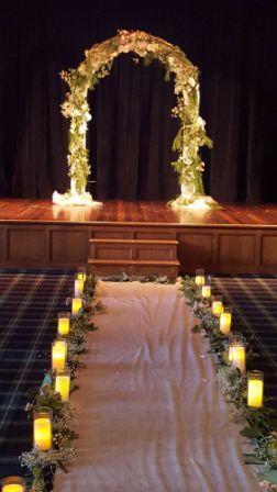Inspiracion, tu boda en un teatro