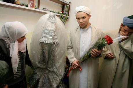 Vestido de Novia en Tajikistán