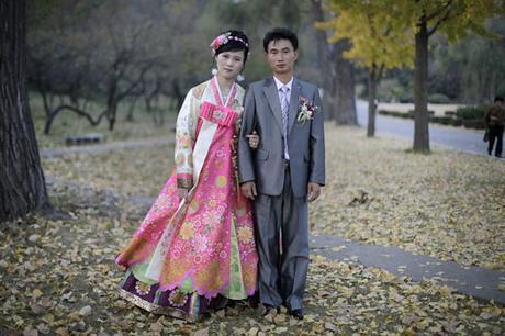 Vestido de novia en Corea
