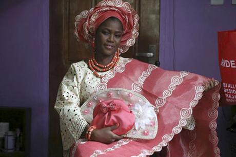 Vestido de novia en Nigeria