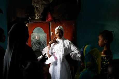 Vestido de novia en Jordania