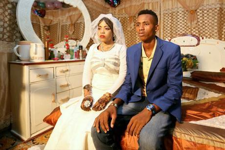Vestido de novia en Somalia