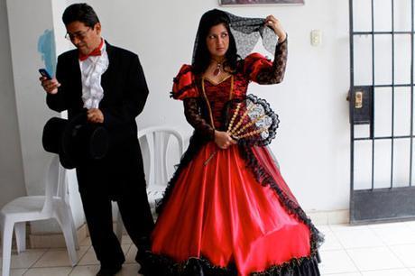 Vestido de novia en Perú