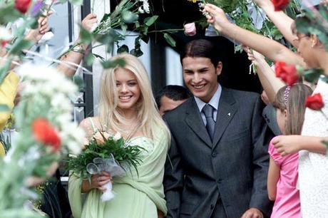 Vestido de novia en Italia