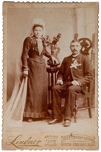 Vestido de novia en Estados Unidos