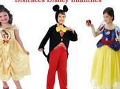 Ideas mejores disfraces disney infantiles