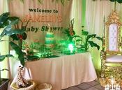 ideas para Baby Shower Safari