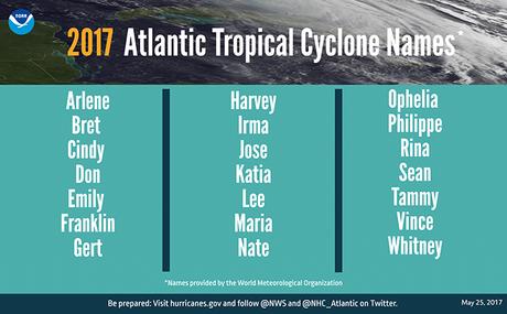 Hoy inicia la temporada de huracanes en el Atlántico Norte ¿Puede un ciclón tropical afectar a Venezuela?