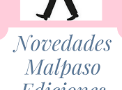 Descubre novedades Junio Malpaso Ediciones