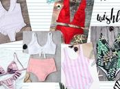cuaderno notas: Beach wishlist w/Zaful