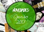 Novedades: Junio 2017