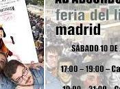 ¡NOTICIA! Absurdum Feria Libro Madrid Lorca