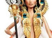 Barbie convirtió Cleopatra