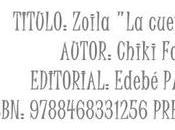 """Reseña: Zoila cueva fuego"""""""