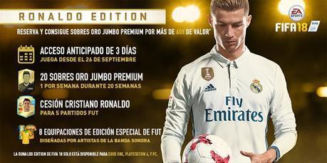 Comprar el FIFA 18 más barato