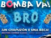 BOMBA BRO: Pégate chapuzón gana beca escuela Brother Barcelona