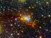 estrellas jóvenes nebulosa serpiente