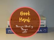 Blog Book Haul marzo,abril mayo 2017