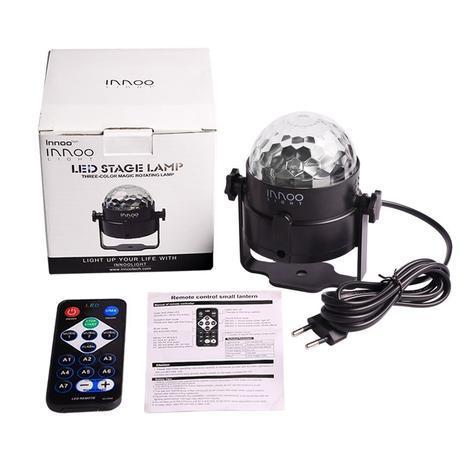 ¡Oferta! Bola disco para fiesta LED InnooLight Mini por solo 10,94 euros