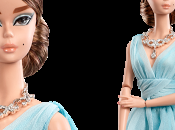 Blue Chiffon Ball Gown Barbie Doll, último Robert Best