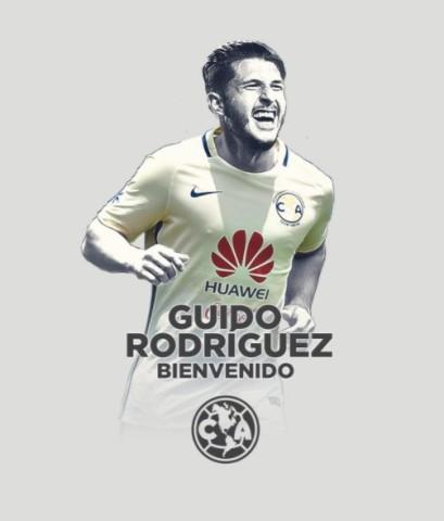 Guido Rodríguez al América ¡Oficial!