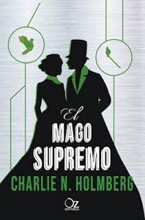 El mago supremo — Charlie N. Holmberg