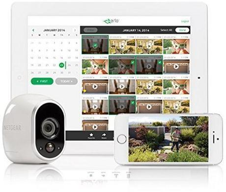 ¡Oferta! Sistema de seguridad para el hogar NetGear Arlo por solo 189,99 euros