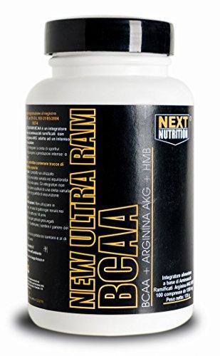Aminoácidos BCAA mejoradas con HMB y Arginina AKG 500 tabletas - 675 gr Ideal para Bodybuilding y Ciclismo