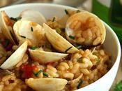 Receta arroz almejas