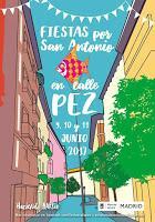Fiestas Calle Pez 2017
