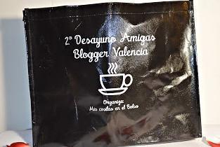Parte 1 del #IIDesayunoAmigasBloggerValencia