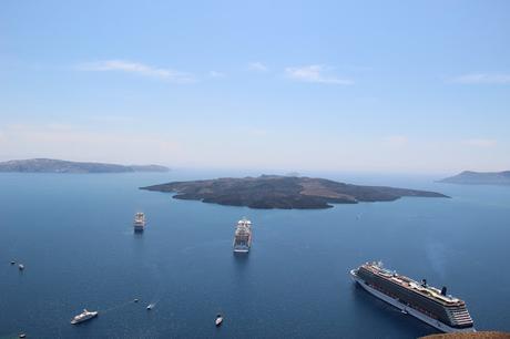 Trotamundos: Santorini