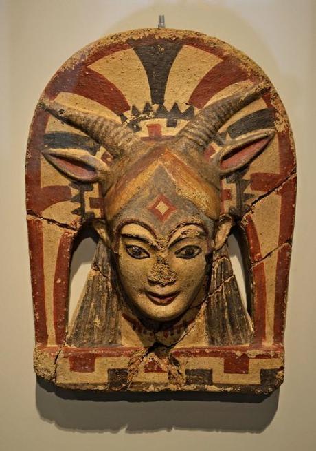 Vatika, diosa etrusca de los muertos y el inframundo