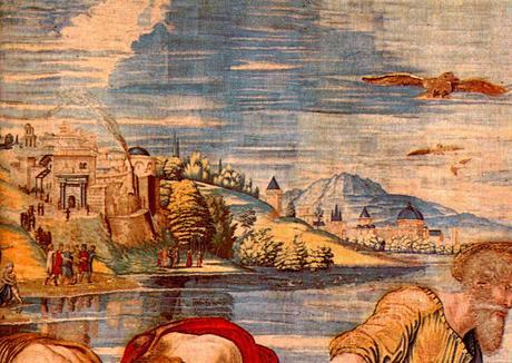 El lugar era conocido como la colina vaticana