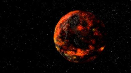 Nuestro planeta sería un carbón humeante si la Luna jamás se hubiera formado