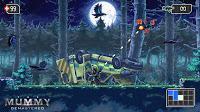 WayForward anuncia por sorpresa un juego 2D con gráficos pixelados basado en la nueva película de 'La Momia'