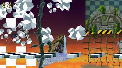 'Cubit: The Hardcore Platformer Robot HD' aterriza con sus plataformas en Wii U